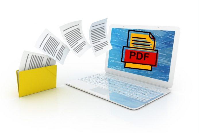 Merging PDF Files