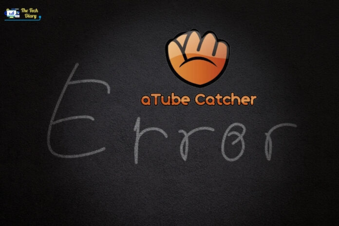 How To Fix aTube Catcher Error 204?