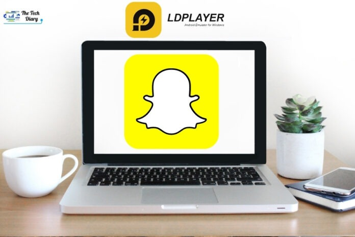 download Snapchat on PC