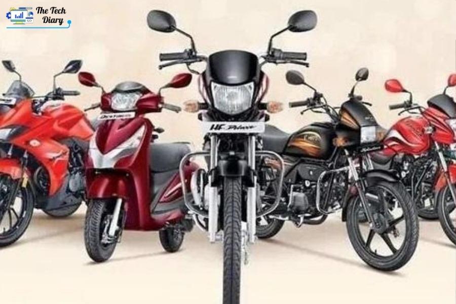 Hero bikes 2021