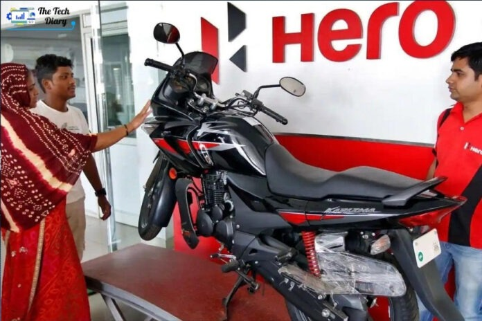 Hero bikes 'The Favorite Choice' of every Indian